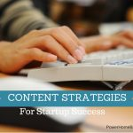 content strategies for startup sucess