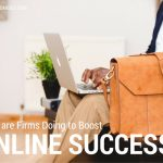 What are Firms Doing to Boost Online Success?