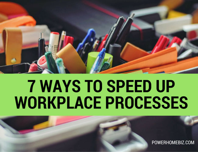 How to Improve Productivity: 7 Ways to Speed Up Workplace Processes