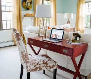 7 Nontraditional Spaces for a Home Office