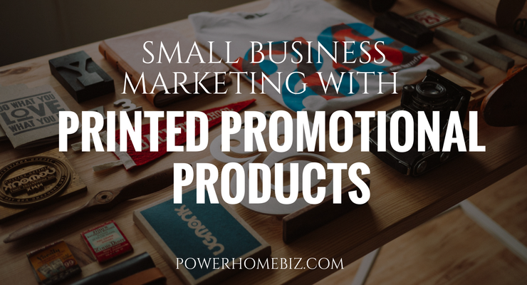 Small Business Marketing with Promotional Products