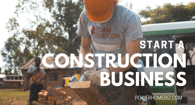 Small Town Business Ideas: Start a Construction Business