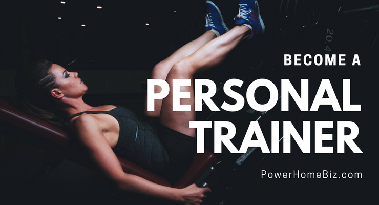 small town business ideas: personal trainer