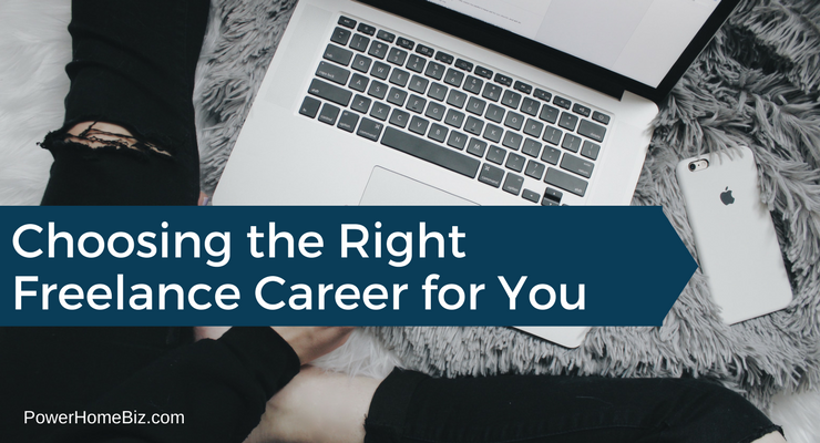 Choosing the Right Freelance Career for You