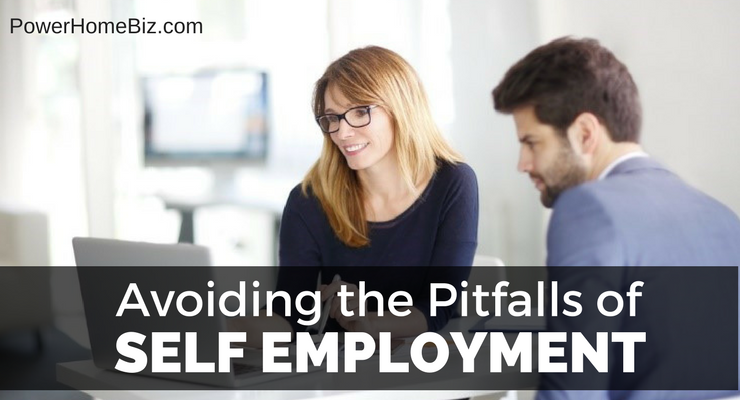 Avoiding the Pitfalls of Self Employment