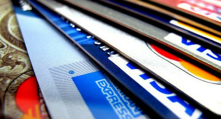 Accept Various Credit Cards