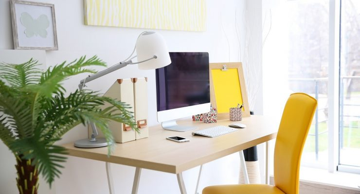 5 Key Elements for Home Office Productivity
