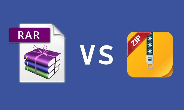 RAR and ZIP Files: Is There a Difference?