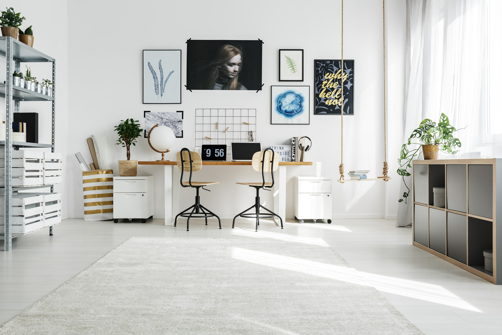 3 Ways to Give Your Home Office a Much-Needed Makeover