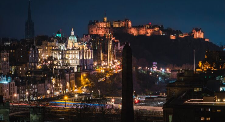 5 Best UK Cities For Starting A Successful Business - Edinburgh