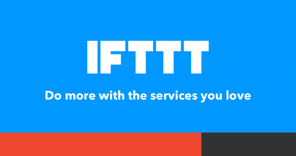 ifttt Productivity Tools for Every Smart Business Bloggers