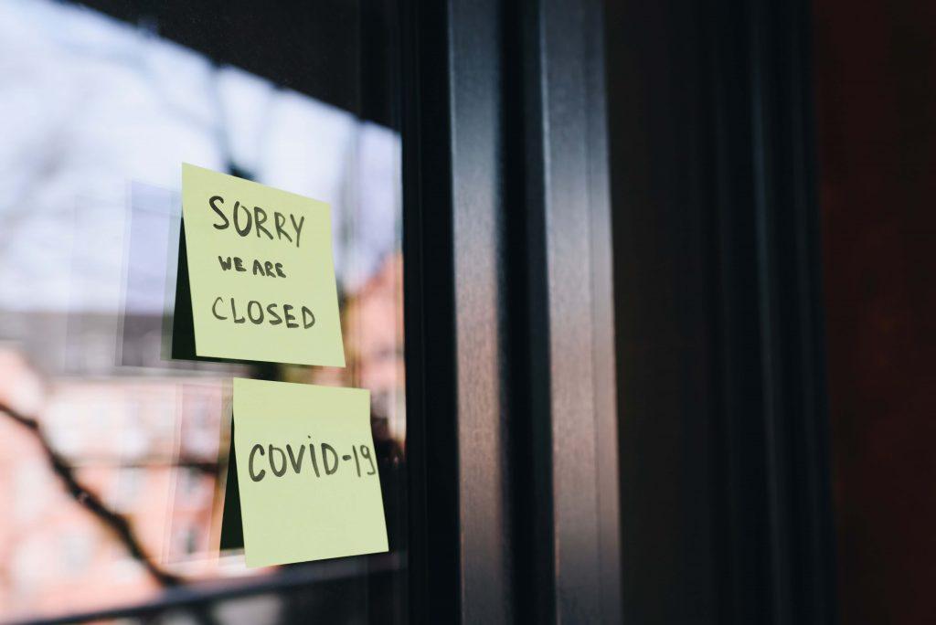 business lockdown covid 19