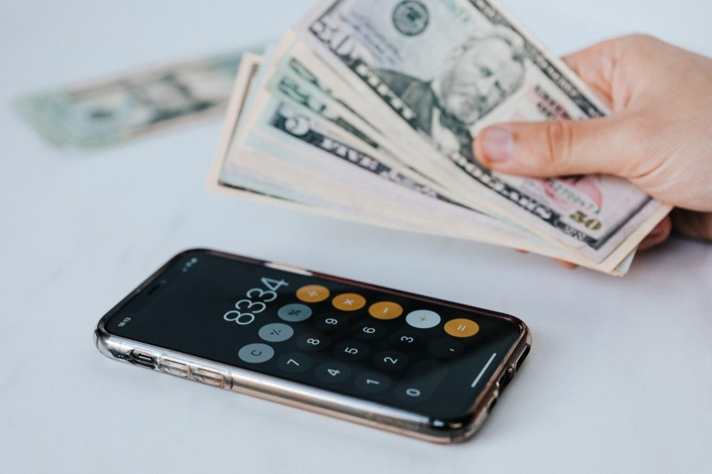 budget to pay off credit card debt